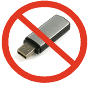 disable usb storage-feature image