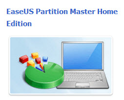EaseUS Partition Master Home Edition - feature image